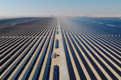BMW,the UAE,aluminium and reducing CO2