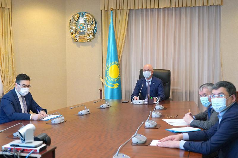 Kazakhstan, Germany to jointly develop 'green economy'