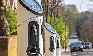 Scots councils plan EV charging tariffs