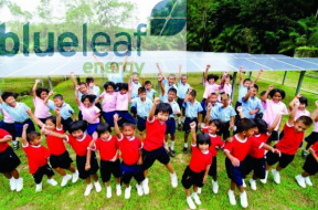 Blueleaf Energy Acquires Majority Stake In India's Vibrant Energy