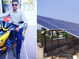 Home & 4 EVs on Solar Power