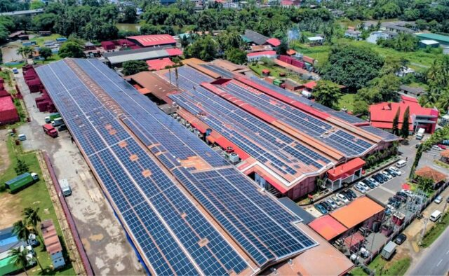 Coca-Cola leads the way in green energy through its mega rooftop solar project