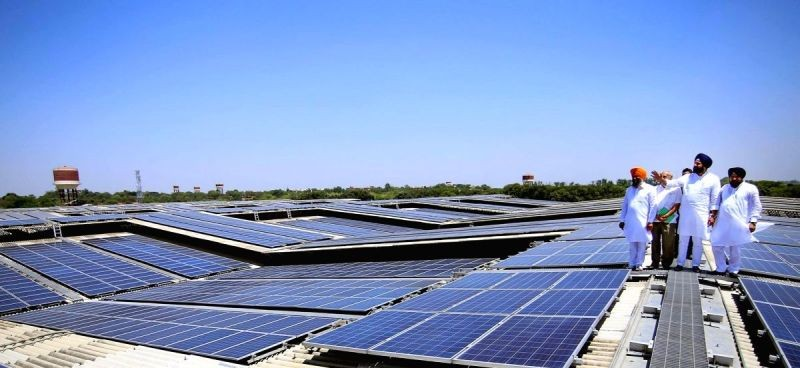 India one of world's top markets for solar energy: ISA