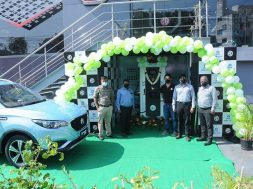 MG Motor, Tata Power install superfast EV charging station in Chennai
