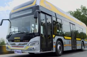 NTPC to start premium fuel cell bus service from Delhi to Jaipur