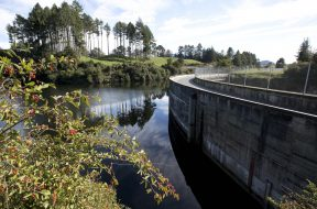 Views Of Mighty River Power Hydro Power Facilities Ahead Of New Zealand's Biggest IPO