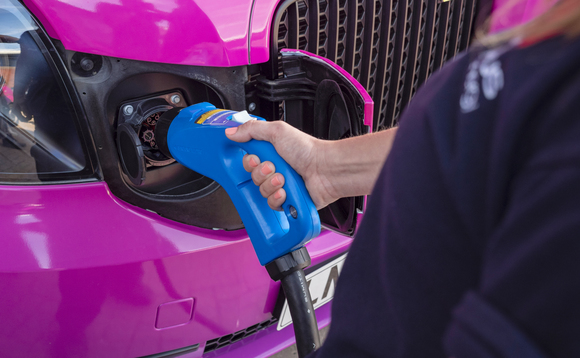 New electric vehicle charging stations available to public
