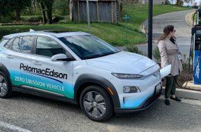 Potomac Edison installs 16 electric vehicle charging stations
