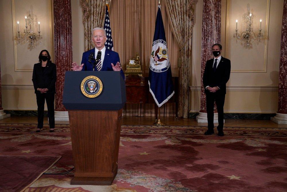 Saudi Arabia welcomes Biden's vow to help KSA defend its sovereignty