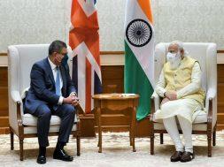 UK Witnesses India's Ambitious Work On Renewable Energy Ahead Of COP26 Summit