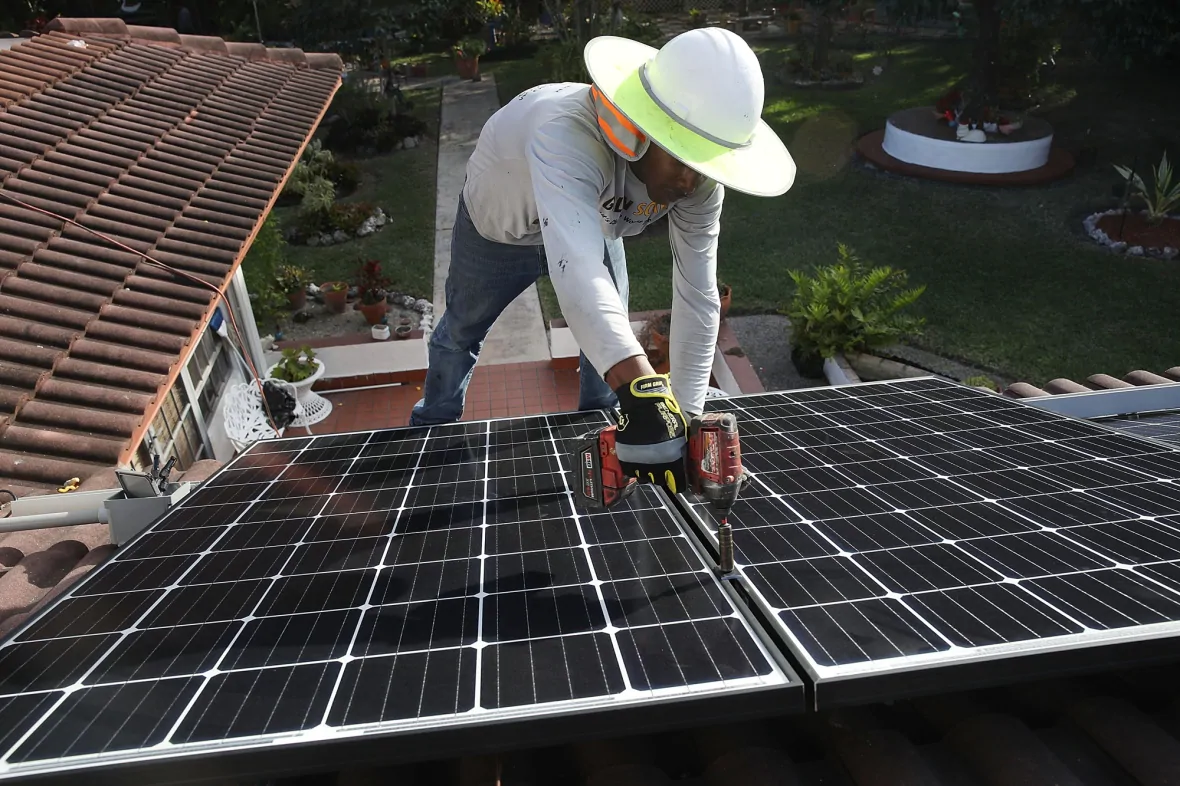 Rooftop solar power is on the rise, but Canada has yet to embrace its sunny ways