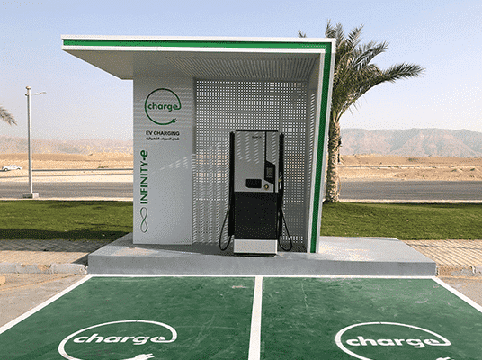 EGYPT Infinity to invest $19 million for electric car charging stations