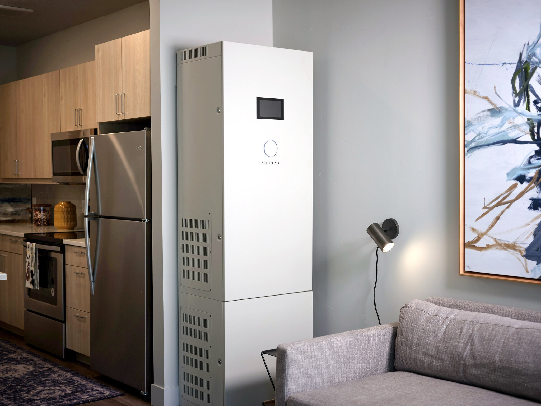 The Hottest Amenity From Developers? A Power Plant Made of Batteries