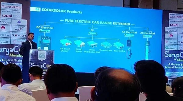 "Leading the Indian Market with Strength, SOFARSOLAR Won ""Top Brand Roof Inverter"" in India Again"