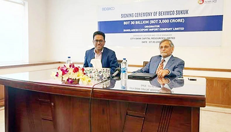 BEXIMCO Signs Deal on Issuance of Tk 3,000cr Sukuk for Construction of Solar Projects
