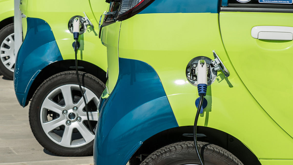 evTS Announces Agreement with Blink Charging to Distribute Its Portable EV Charger