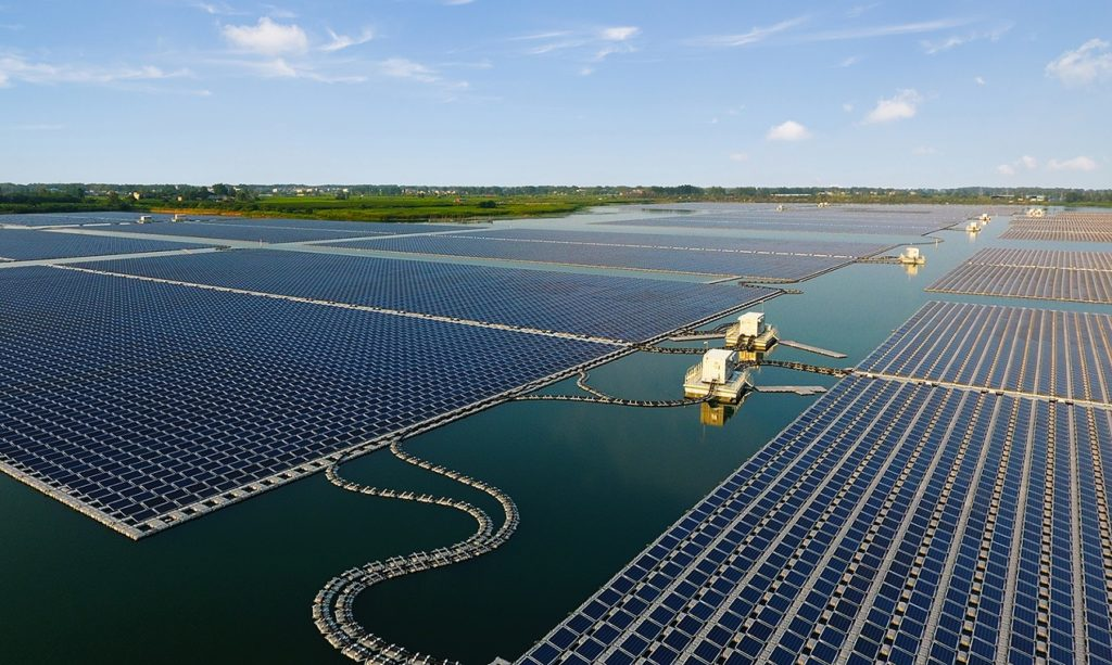 Lessons can be learnt from China's support for floating solar, Sungrow says