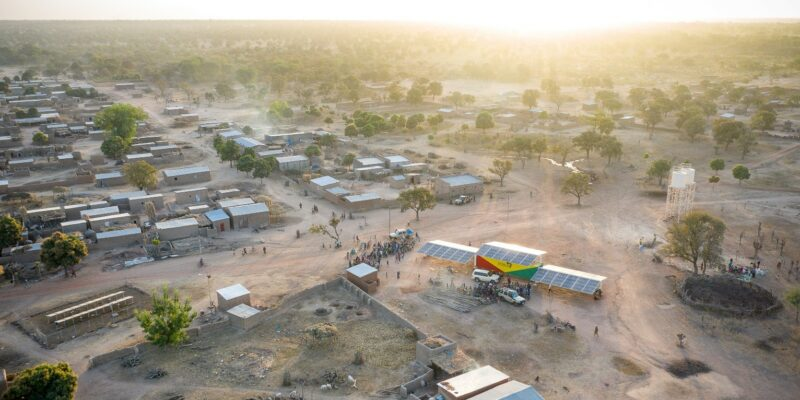 AFRICA: Grino to work with Africa GreenTec for solar water treatment