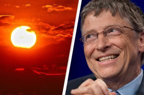 Bill Gates wants to dim the Sun and we would like to know why