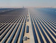 Dewa wins PFI award for 5th phase of MBR solar park