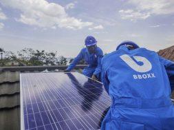 EDF buys into solar installer Bboxx's Kenyan ops