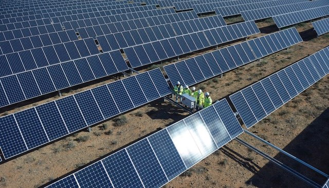 EDF takes stake in Africa solar homes start-up