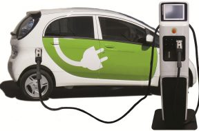 First-ever streetlamp electric vehicle charger launched