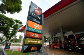 Four Caltex stations to offer electric vehicle charging points