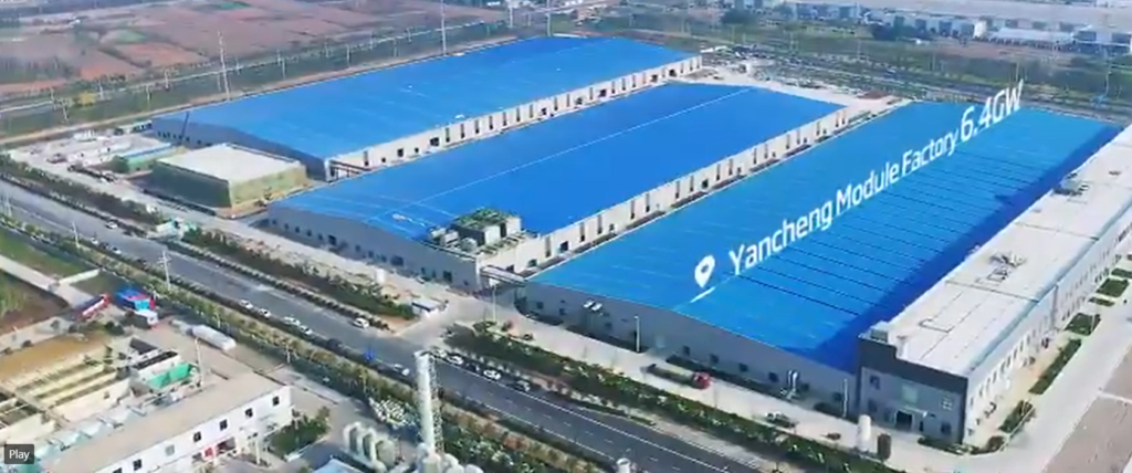 JA Solar planning new 20GW cell and module manufacturing hub in Qidong, China