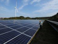 Banpu Power's Awaji Solar Power Plant