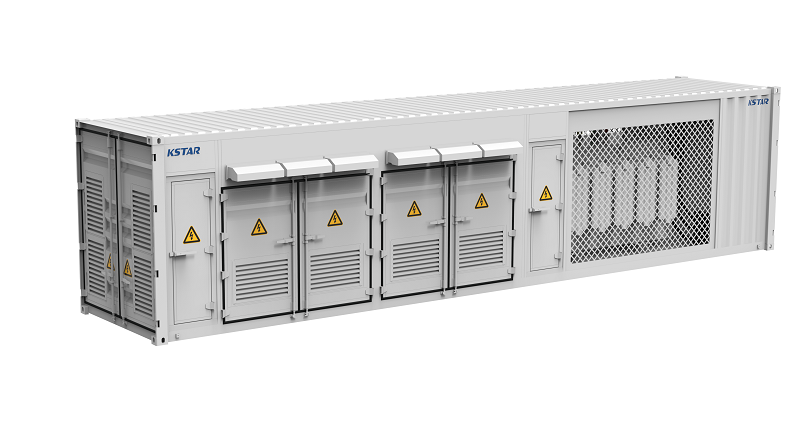 KSTAR launches All-in-one Turnkey Solution GSM6250C-MV