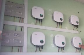 KSTAR inverter in Vietnam