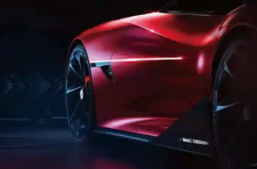 MG Motor electric supercar Cyberster to be revealed soon with gaming cockpit