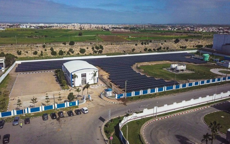 Qair brings live Nestle-contracted solar plant in Morocco