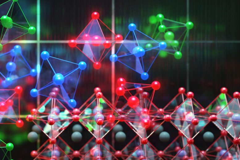 New Design Improves Efficiency of Next-Generation Perovskite Solar Cells