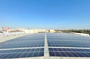 Solar One installs largest rooftop energy systems