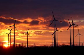 German Wind Farm As Pivotal Year For Renewable Energy Draws To A Close