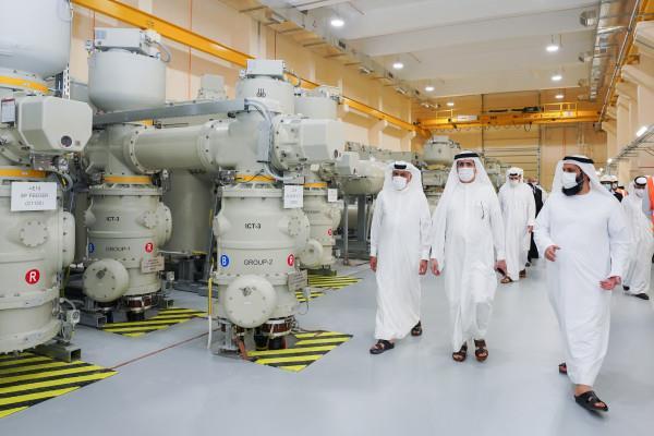 UAE- DEWA commissions 400/132 kV substation at Mohammed bin Rashid Al Maktoum Solar Park