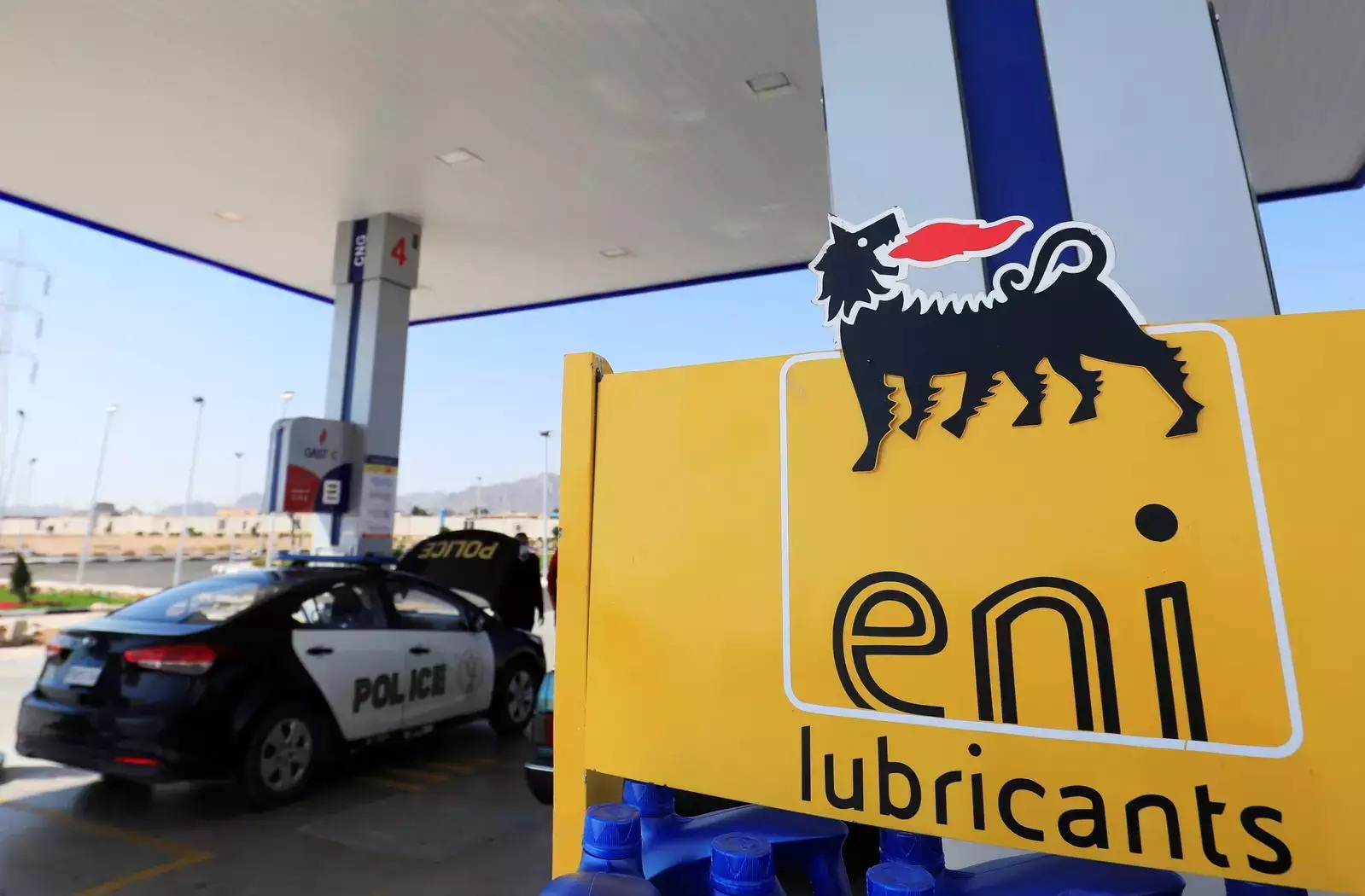 Italy's Eni, CDP form joint venture to invest 800 mln euros in renewable energy