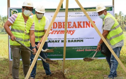 BARMM to build 50 solar-powered core shelters in Maguindanao