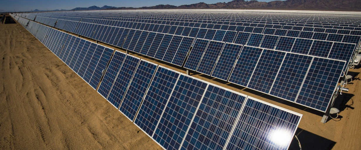 SOLAR PANELS IN THE SAHARA COULD DAMAGE GLOBAL CLIMATE