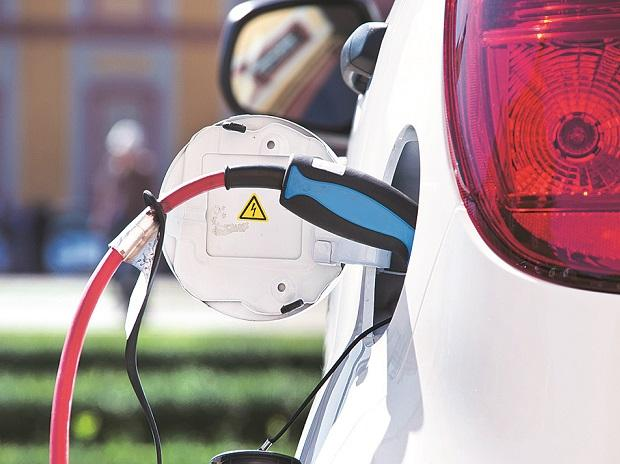 Shuchi partners with HPCL to set up EV charging points across fuel pumps