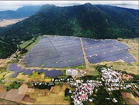 TMEIC SOLAR WARE STATION Utility-Scale PV Inverters provide 580MW of Renewable Energy in Vietnam