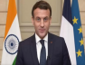 'India is very committed' on climate action, says Macron