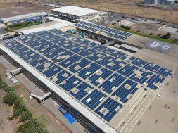 1.5 MW Rooftop Solar @Ferrero India, Maharashtra