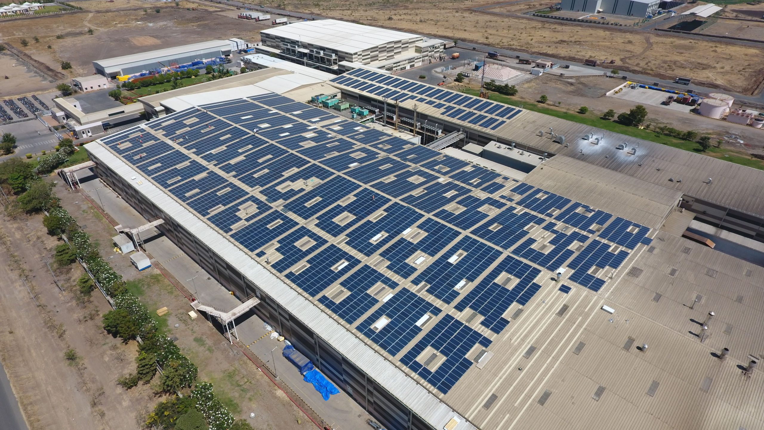 KPI Global Infrastructure Bags Order of 12.50MW Solar Power Plant from Anupam Rasayan