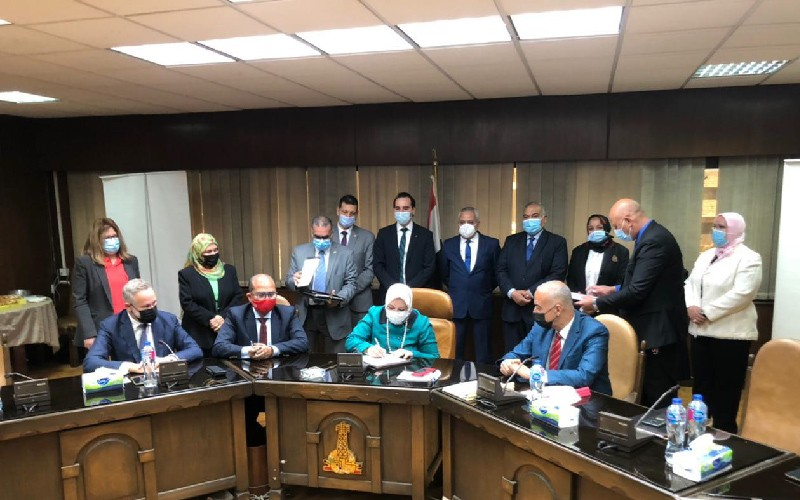 ACWA POWER SIGNS FINAL PROJECT AGREEMENTS ON 200MW KOM OMBO PV PLANT