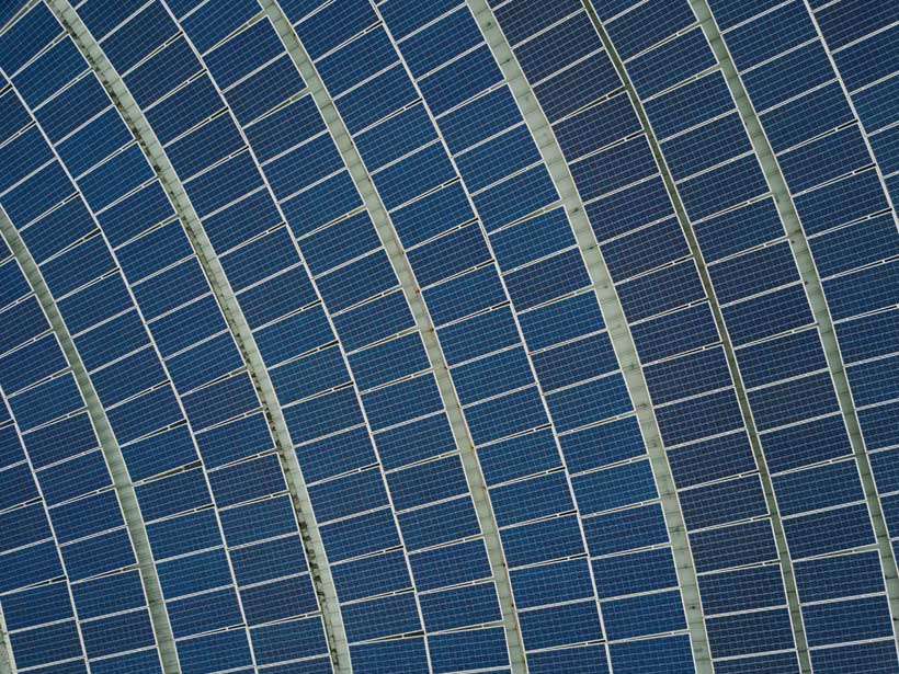 Biden Fights a New Cold War With Solar Panels