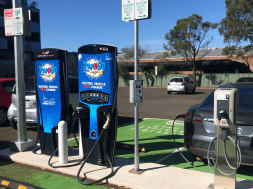 Brunswick electric vehicle hub leading charge in EV uptake