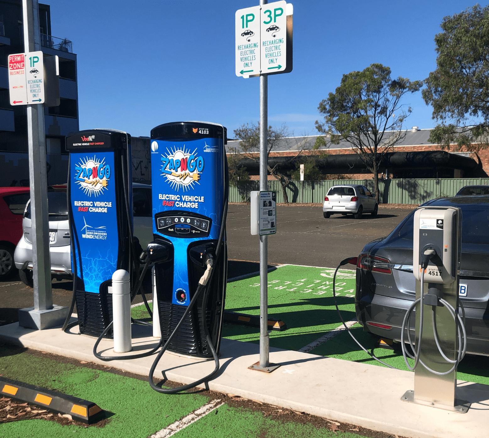 Brunswick electric vehicle hub leading charge in EV uptake